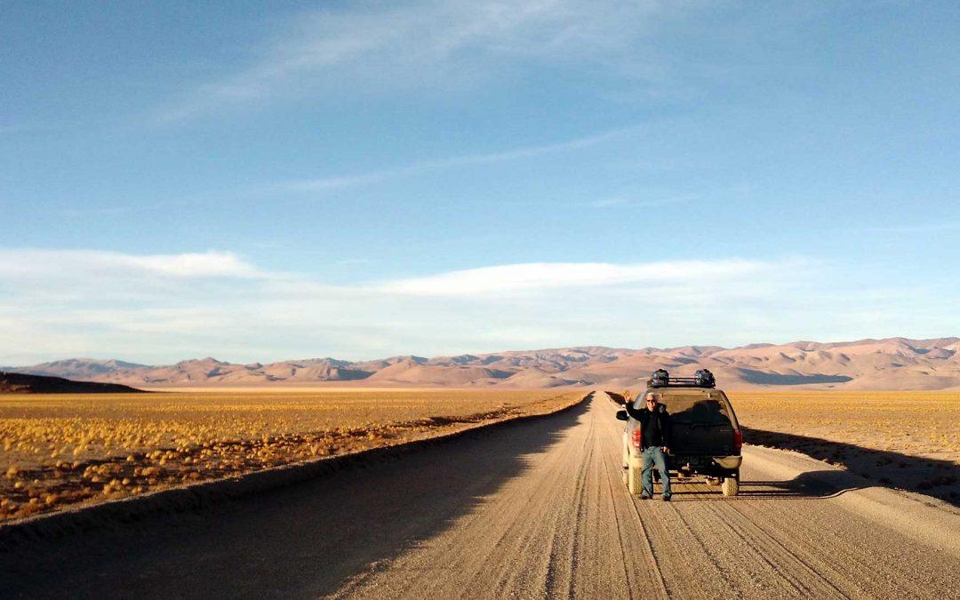 Off the beaten path Atacama Desert overland